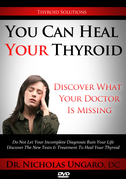 Thyroid Solutions DVD Cover